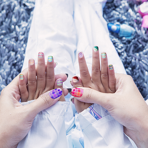 Chidren Manicure & Pedicure